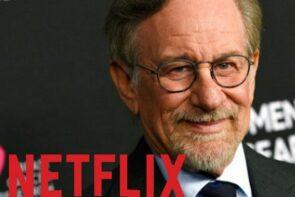 reziser Spielberg netflix